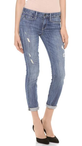 Vince Denim Dylan Ankle Skinny Jeans