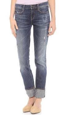 Vince Denim Casey Straight Leg Jeans