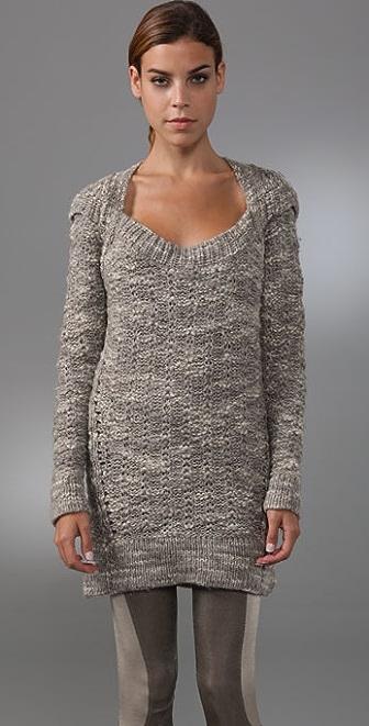 VPL Transversal Sweater