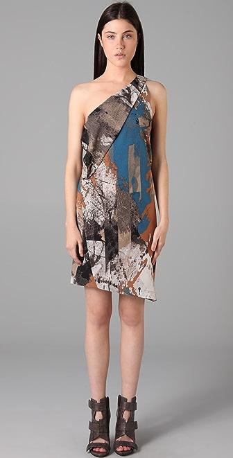 VPL Overhang Dress