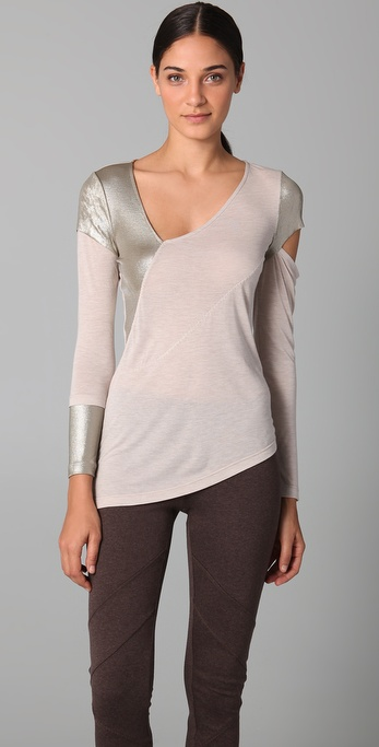 VPL Imbrication Long Sleeve Tee