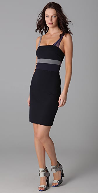 VPL Bandeaux Tank Dress
