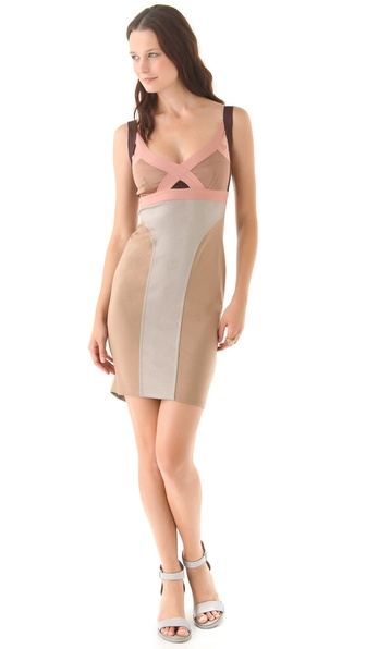 VPL Insertion Dress