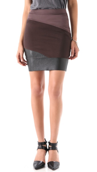 VPL Curvate Skirt