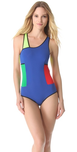 VPL Malaga One Piece Swimsuit
