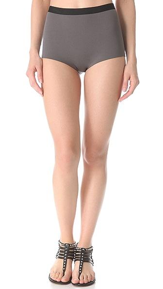 VPL Neoprene Convergence Bikini Bottoms