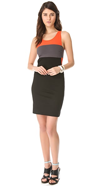 VPL Cavity Shift Dress