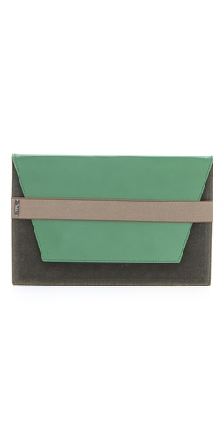 VPL Fleabags x VPL Envelope Clutch