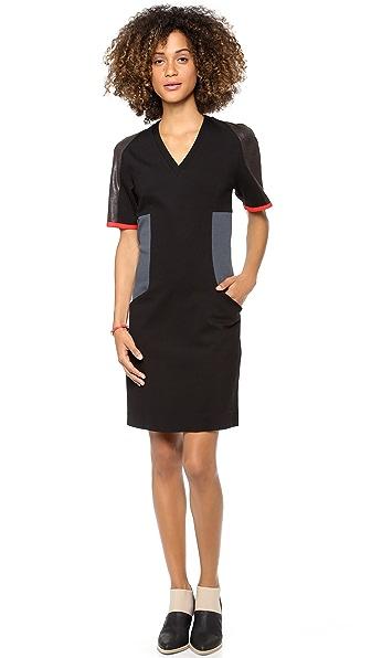 VPL Orthogonal Dress