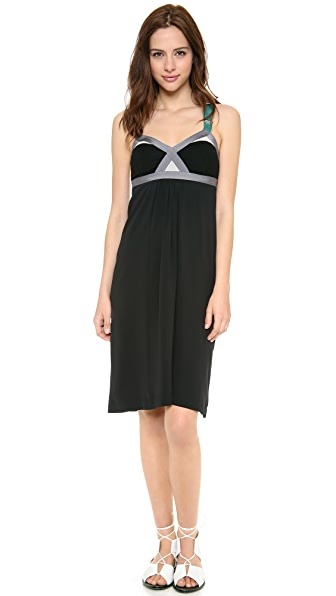 VPL Convexity Breaker Midi Dress