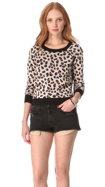 Viva Vena! by Vena Cava Cheetah Pullover