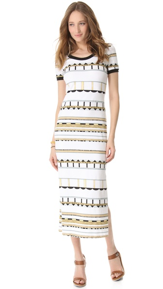 Viva Vena! by Vena Cava Weekender T-Shirt Maxi Dress