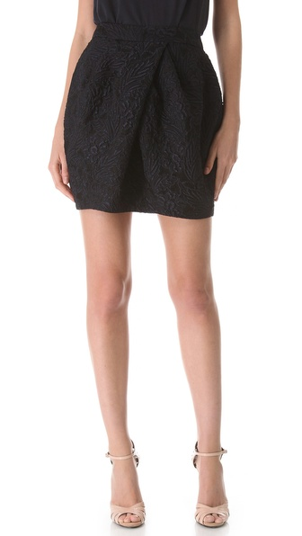 Vera Wang Collection Tulip Skirt