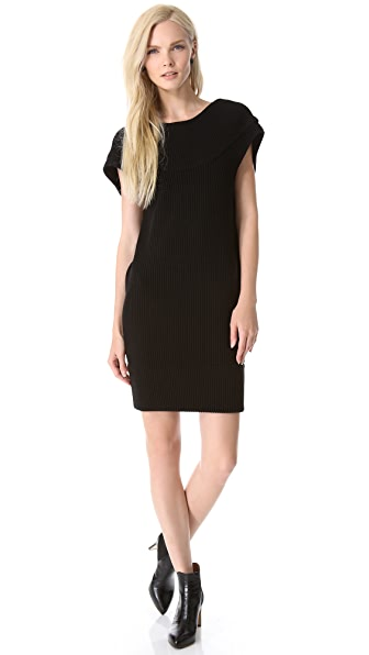 Vera Wang Collection Sleeveless Knit Dress