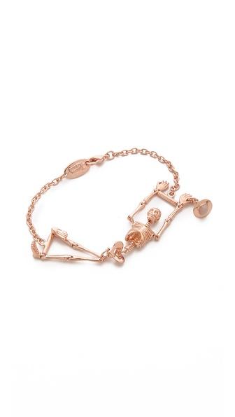 Vivienne Westwood Skeleton Bracelet