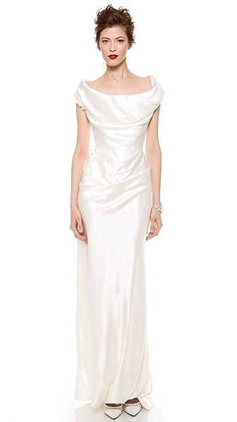Vivienne Westwood Peace Cocotte Gown