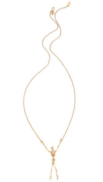 Vivienne Westwood Skeleton Long Necklace