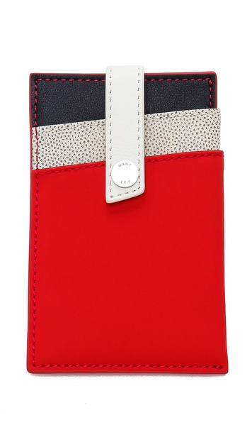 WANT Les Essentiels de la Vie Kennedy Money Clip