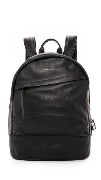 WANT Les Essentiels de la Vie Kastrup Leather Backpack