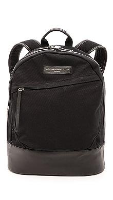 원트 레스 에센셜 Kastrup 캔버스 백팩 WANT LES ESSENTIELS Kastrup Canvas Backpack