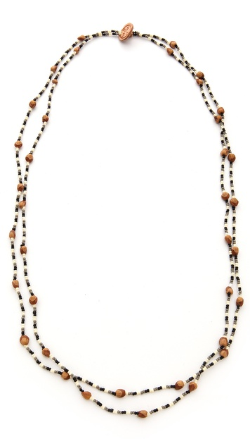 Warhorse Workshop Ghostbeads Necklace