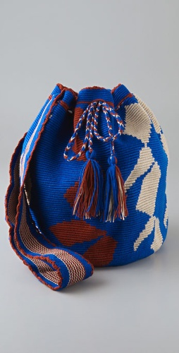 Wayuu Taya Foundation Geometric Tote