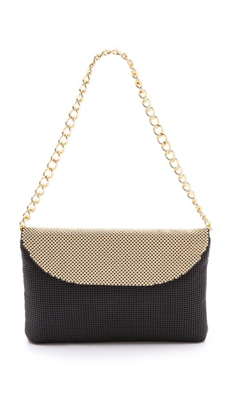 Whiting & Davis Dimple Trim Clutch