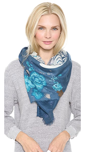 we are owls Minty Scarf