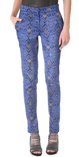 Wes Gordon Skinny Pants