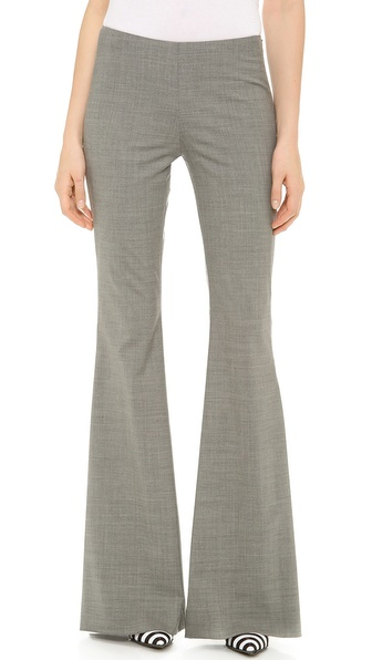 Wes Gordon Flare Pants