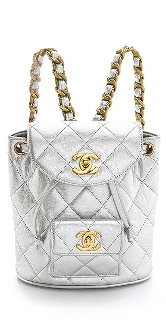 WGACA Vintage Vintage Chanel '90s Backpack