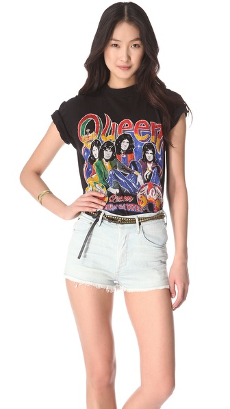 WGACA Vintage Queen Vintage Concert Tee