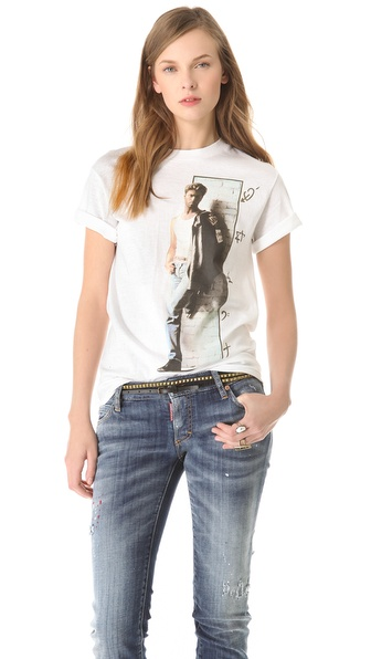 WGACA Vintage George Michael Vintage Tee