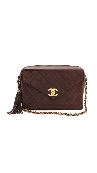 WGACA Vintage Vintage Chanel Jumbo Bag