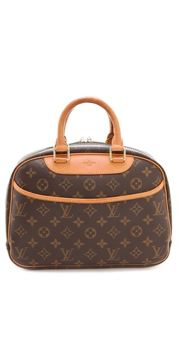 WGACA Vintage Vintage Louis Vuitton Trouville Satchel at Shopbop.com