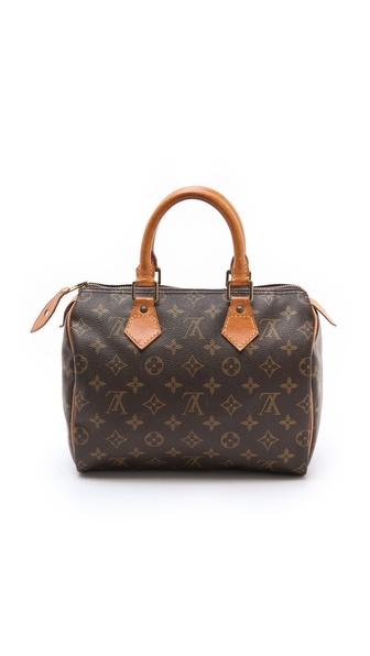 WGACA Vintage Vintage Louis Vuitton Speedy 25 Bag