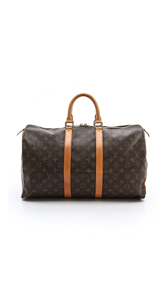 WGACA Vintage Vintage Louis Vuitton Keepall 45 Bag