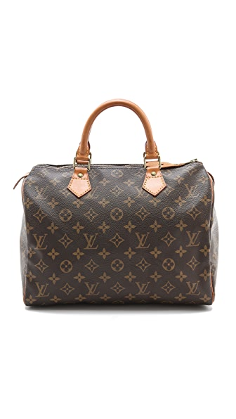 WGACA Vintage Vintage Louis Vuitton Speedy 30 City Bag 1995