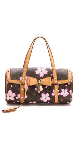 WGACA Vintage Vintage Cherry Blossom Murakami Bag