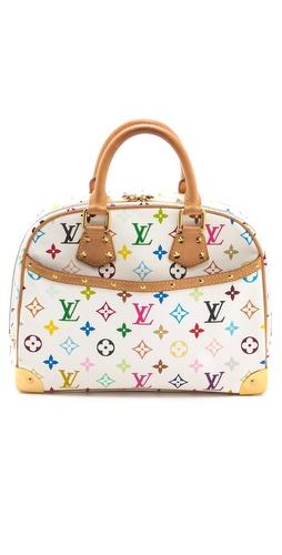 WGACA Vintage Vintage Louis Vuitton Multicolor Trouville Bag