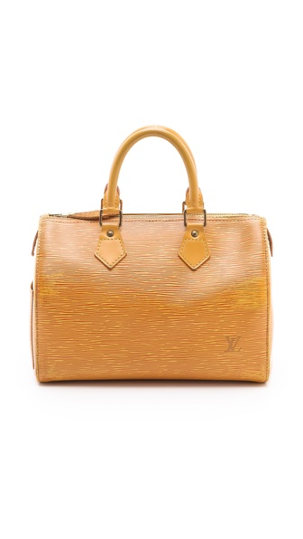 WGACA Vintage Vintage Louis Vuitton Epi Speedy Bag 25