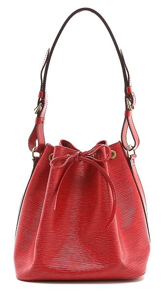WGACA Vintage Vintage Louis Vuitton Petite Epi Noe Bag