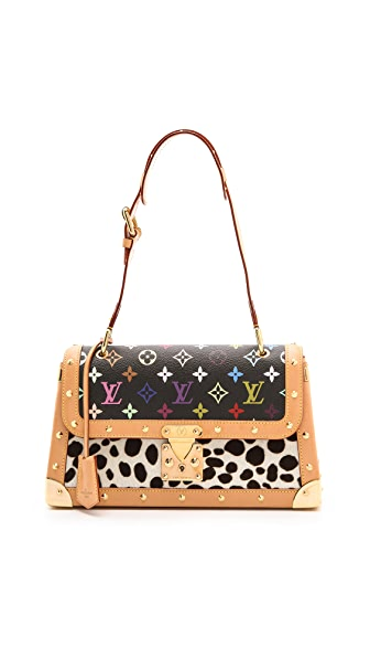 WGACA Vintage Louis Vuitton Dalmatian Mono Bag
