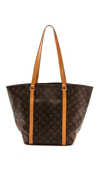 WGACA Vintage Louis Vuitton Shopping Bag
