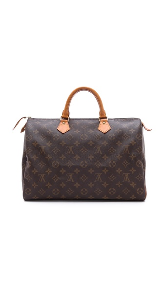 WGACA Vintage Vintage Louis Vuitton Monogram Speedy