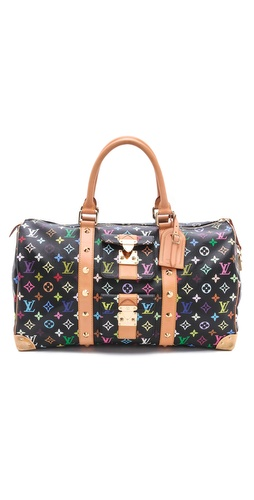 WGACA Vintage Vintage Louis Vuitton Studded Keepall