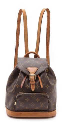WGACA Vintage Vintage Louis Vuitton Monogram Mini Backpack