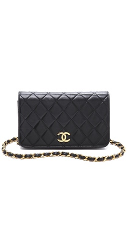 WGACA Vintage Vintage Chanel Mini Full Flap Bag at Shopbop / East Dane