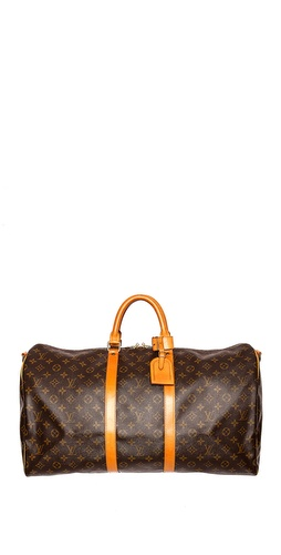 WGACA Vintage Vintage Louis Vuitton Monogram 50 Keepall