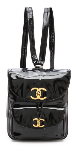WGACA Vintage Vintage Chanel Backpack at Shopbop / East Dane